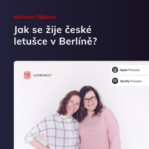🇨🇿 Michaela Filípková – Jak se žije české letušce v Berlíně